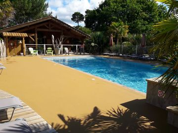 Nouveau pôle piscine